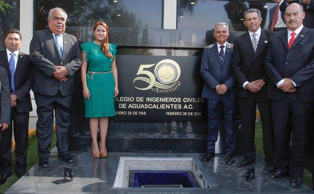 ¡Reconoce Tere Jiménez labor de expertos en generación de obra pública de alta calidad!