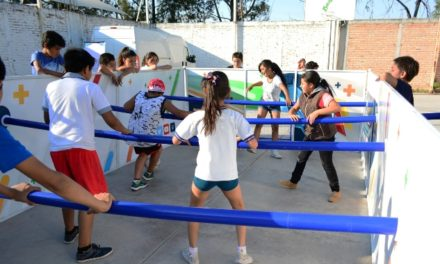 "¡IDEA promueve la activación física infantil a través del programa ""Recorriendo mi Aguascalientes""!"