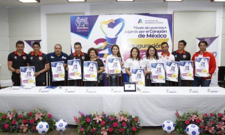 ¡Presenta Tere Jiménez segunda edición de Copa Aguascalientes!