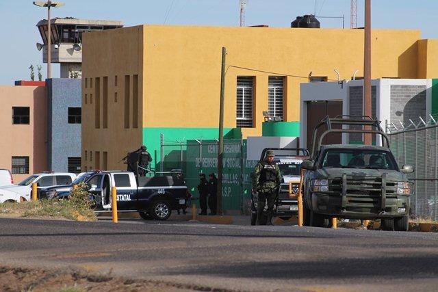 ¡Otra riña en el CERERESO de Zacatecas dejó 1 interno muerto y 9 lesionados!