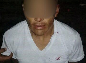 ¡Detuvieron a un sujeto que le dio un balazo a una mujer en Aguascalientes!