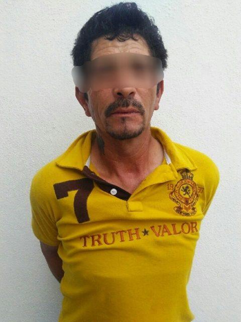¡Detuvieron a sujeto que intentó violar a su hijastra de 12 años de edad en Aguascalientes!