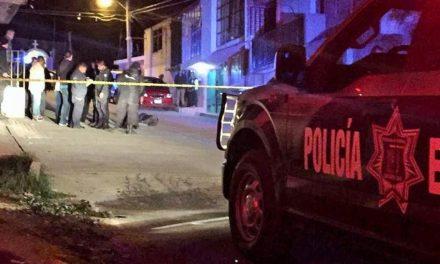 ¡Hombre fue ejecutado a balazos en viernes santo en Guadalupe!