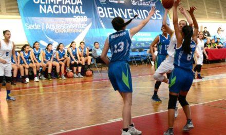 ¡Aguascalientes obtiene sus primeros boletos para las finales de la Olimpiada Nacional y Nacional Juvenil 2018!