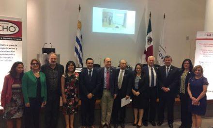 ¡Programa del ISSEA de cuidados paliativos, ejemplo en Uruguay!