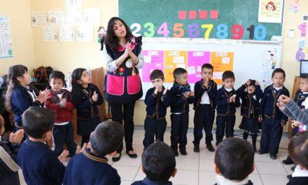 ¡Alumnos de preescolar optimizan aprendizaje a través de la música!