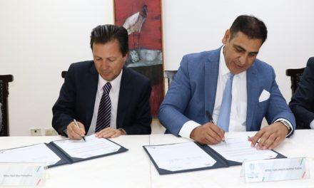 ¡IEA y UPA firman convenio de colaboración en apoyo a proyectos de tecnología!