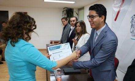 ¡IEA entregó 11 plazas docentes por concurso de promoción y nuevo ingreso!
