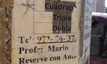 ¡Sancionará Ayuntamiento de Pabellón de Arteaga a quienes coloquen propaganda sobre el equipamiento urbano!
