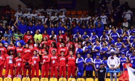 ¡Vibrante inauguración de la Etapa Regional de la Olimpiada Nacional 2018!