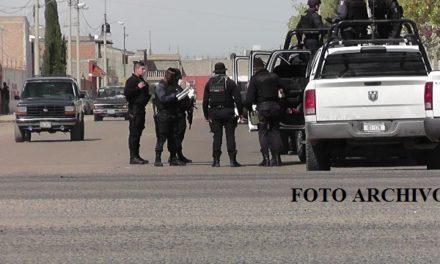 ¡Intentaron ejecutar a un elemento de la Policía Estatal Preventiva en Guadalupe!