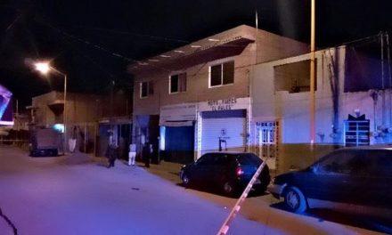 """¡Balearon a un joven mientras """"planchaba"""" con su novia en Aguascalientes!"""