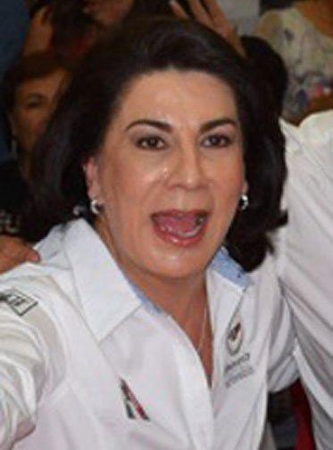 ¡Tengo con qué ganar la contienda: Lorena Martínez!