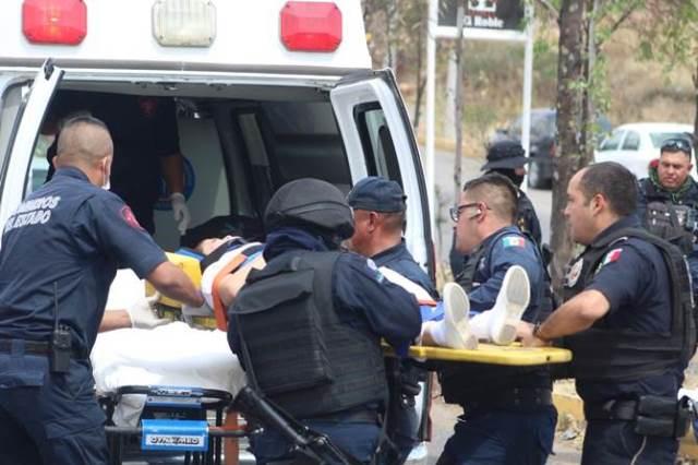 ¡2 sujetos y una mujer ebrios provocaron movilización policiaca en Guadalupe, Zacatecas!