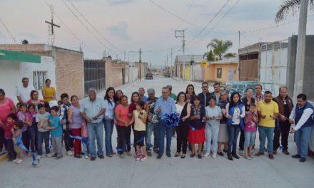 ¡Mejora el Gobierno de Jesús María las redes sanitarias en la colonia La Escalera!