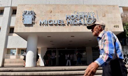 ¡Se dio el cierre de actividades de hospitalización en la sede Galeana del Centenario Hospital Hidalgo!