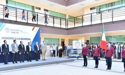 ¡Entrega el Gobernador infraestructura educativa el Tecnológico de El Llano por 35 MDP!