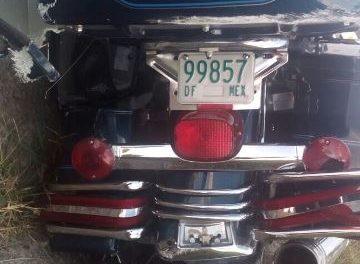 ¡1 muerta y 3 lesionados tras accidente de motocicletas en la autopista León-Aguascalientes!