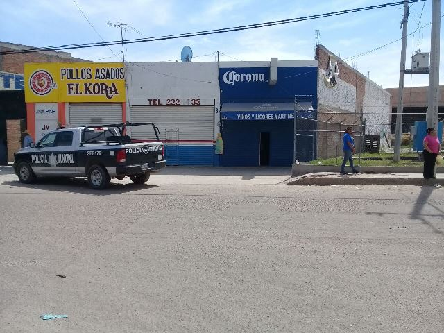 ¡Putrefacto hallaron muerto a un comerciante en su vinatería en Aguascalientes!