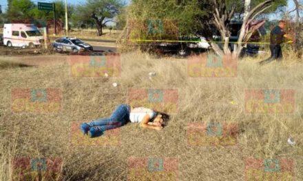 ¡Identifican a la mujer hallada asesinada en unos campos de futbol en Aguascalientes!