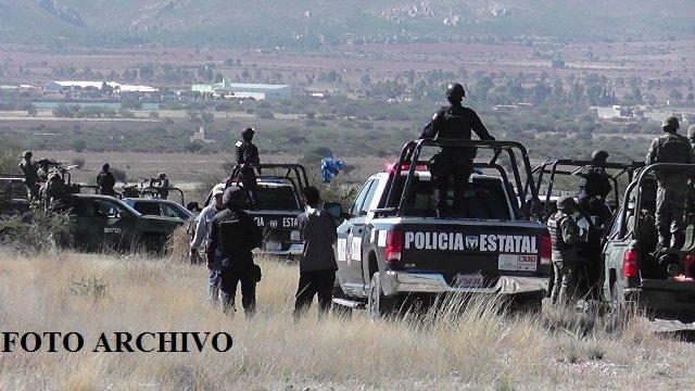 ¡Ejecutaron a un hombre e hirieron a otros 2 en un funeral en Monte Escobedo!