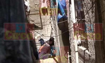 ¡Se suicida un drogadicto en la colonia San Marcos en Aguascalientes!