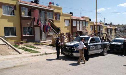 ¡Suicidio 20 en Aguascalientes: hombre se ahorcó en su casa con la cadena de un perro!