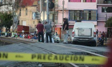 ¡Ancianito murió atropellado por el tren en Zacatecas!