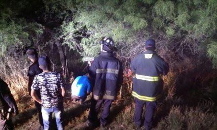 ¡Volcadura de vehículo todo terreno dejó 2 lesionados en Aguascalientes!