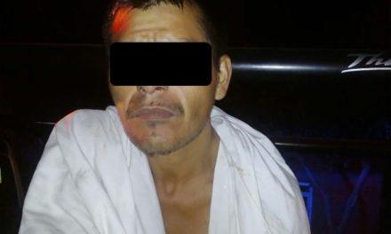¡Policías estatales y municipales de Jesús María rescataron a una mujer víctima de violencia!