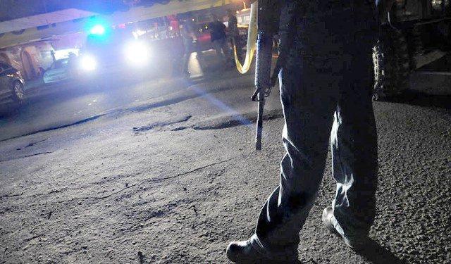 ¡Movilización policiaca en Fresnillo por detonaciones y un supuesto herido de bala!