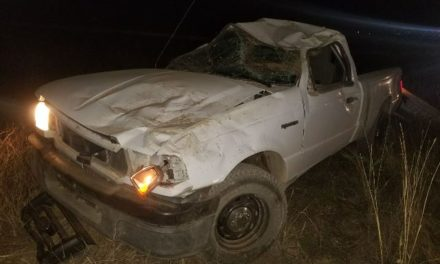 ¡Joven vecino de Loreto, Zacatecas, murió tras una volcadura en Aguascalientes!