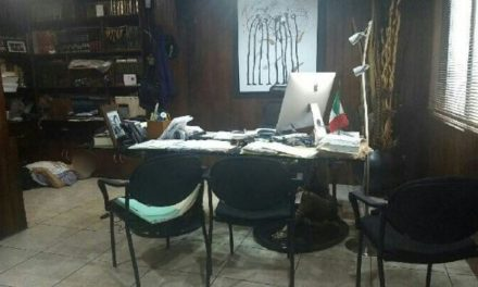 ¡Un abogado fue ejecutado en su despacho en Aguascalientes!