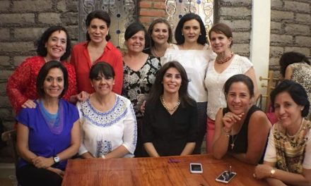 ¡Piden mujeres a Lorena Martínez trabajar desde el Senado para dar certidumbre al país!