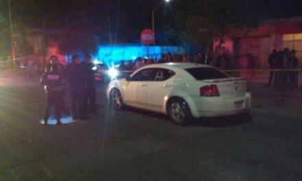 ¡Grave hombre al que intentaron ejecutar a balazos en Aguascalientes!