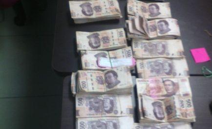 ¡Empleado le robó casi $1 millón a su patrón en Aguascalientes y agentes ministeriales recuperaron el dinero!