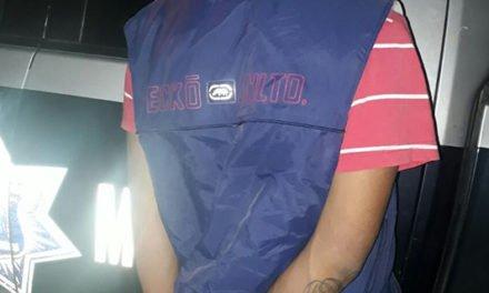 Detuvo la Policía Municipal de Aguascalientes a presunto responsable de robo y daños a vehículo en la colonia Las Flores