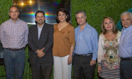¡Propone Lorena Martínez a emprendedores trabajar juntos en reforma fiscal de largo plazo!
