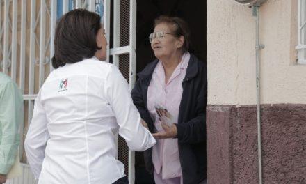 ¡Promoverá Lorena Martínez desde el Senado políticas públicas prioritarias para adultos mayores!