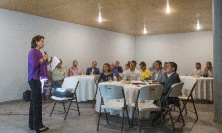 ¡Inicia Lorena Martínez trabajo conjunto con abogados y académicos para enriquecer su agenda legislativa!