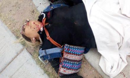 ¡Mujer fue asesinada a puñaladas por su ex esposo en Aguascalientes!