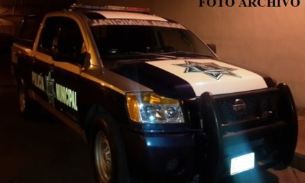 ¡Niña de 4 años de edad se intoxicó con pastillas en Aguascalientes y policías municipales la auxiliaron!