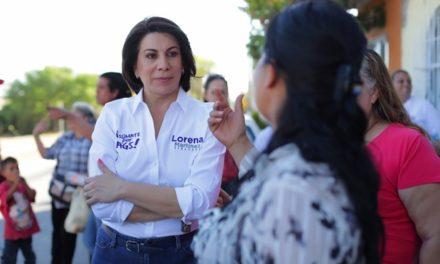 ¡Trabajará Lorena Martínez desde el Senado para garantizar la seguridad pública!
