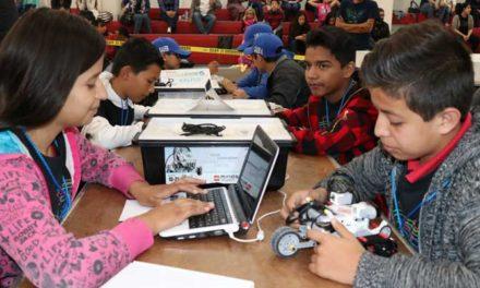 ¡Alumnos de primaria, secundaria y bachillerato participarán en concurso nacional de robótica y matemáticas!