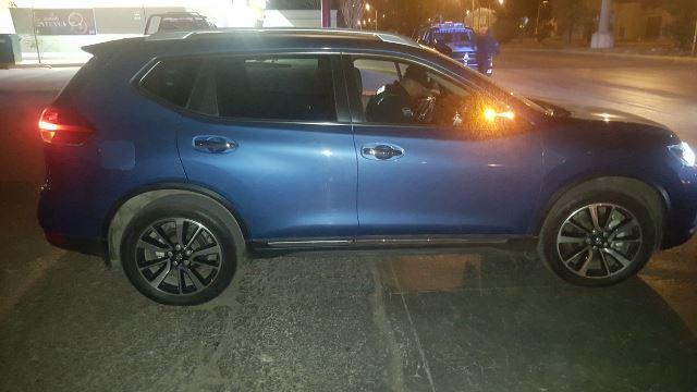 ¡Detuvieron a 2 sujetos y 1 mujer que robaron 2 vehículos último modelo de una agencia automotriz en Aguascalientes!