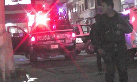 ¡Otra balacera provocó movilización policiaca en Fresnillo; se aseguró un arma de fuego!