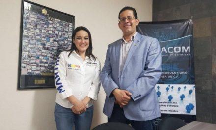 ¡Estímulos fiscales a empresas y emprendedores enfocados en la innovación y tecnología: Martha Márquez!