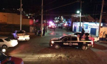 ¡Ejecutaron a un joven e hirieron a un quincuagenario en Zacatecas!