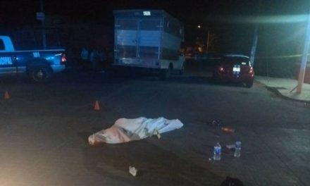¡Niño de 11 años murió atropellado por una camioneta tras caer de una motocicleta en Jerez, Zacatecas!