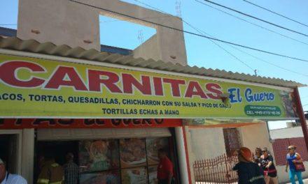 ¡Se incendió un negocio de carnitas en Jesús María, Aguascalientes!